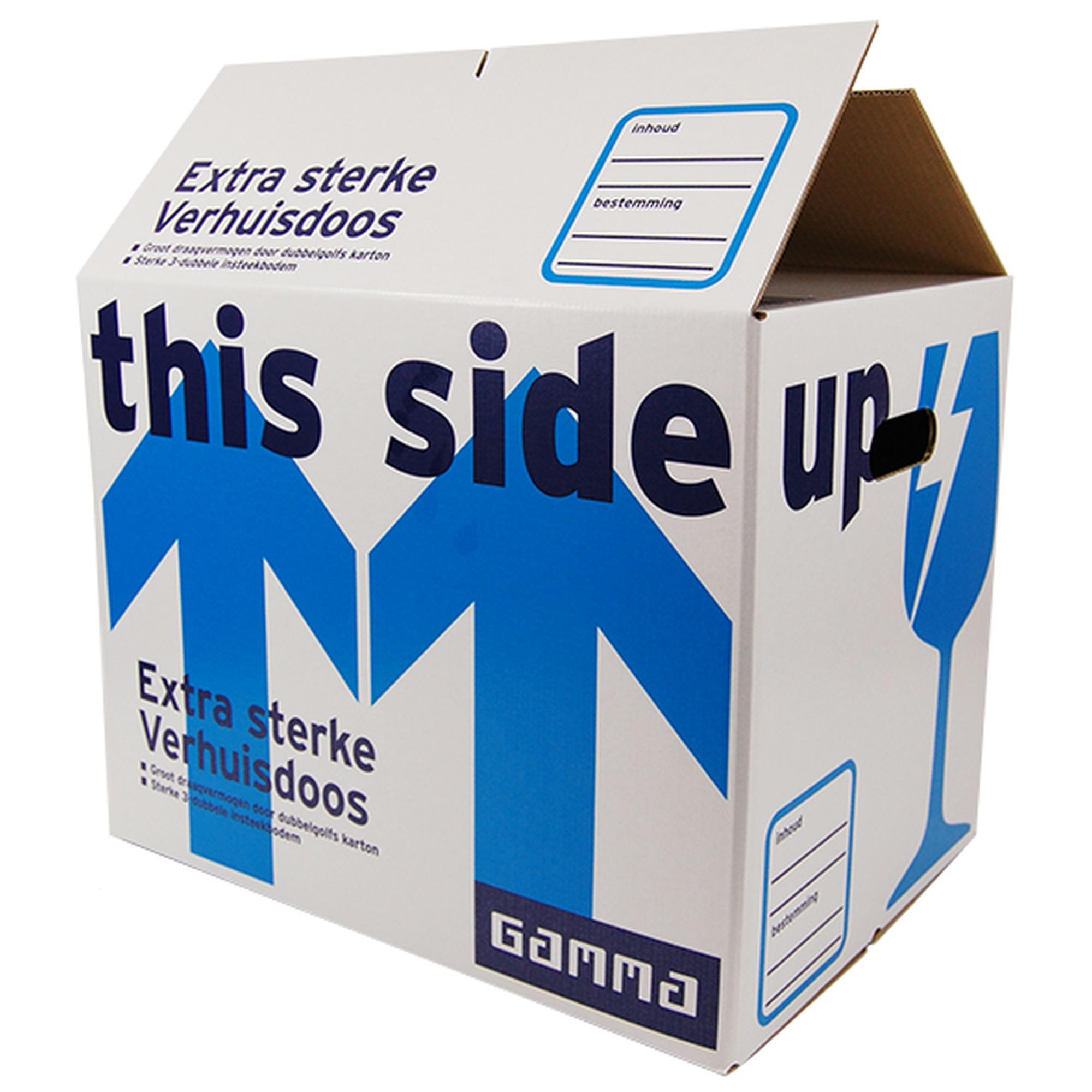 Verhuisdozen bestellen welke verhuisdozen zijn als beste for Verhuisdozen action